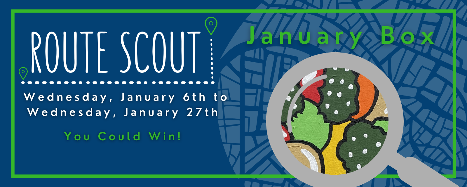 Route Scout January