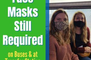 MITS still requires face masks
