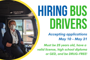 MITS bus driver with NOW Hiring information
